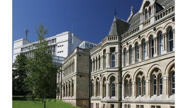 Synectics secures Nottingham Trent University with its enhanced surveillance solution