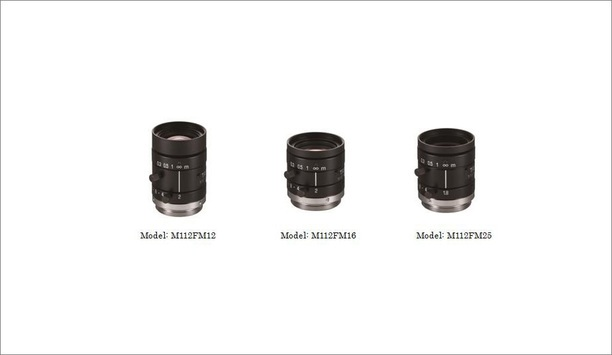 Tamron launches new 5-Megapixel compact fixed focal lens for machine vision use