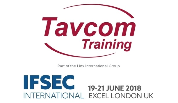 Tavcom Training Presents 'The Future Of Security Training Theatre' At IFSEC International 2018