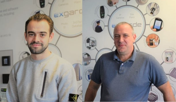 TDSi Appoints Greg Little And Dominic Alexander To Strenghten Support And Warehousing Teams