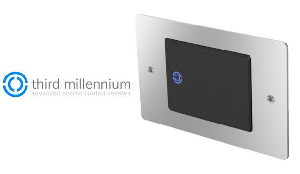 Third Millennium announced the launch of new Anti-Ligature Reader