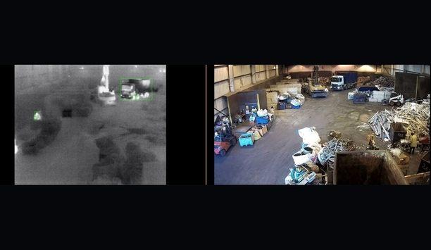 Trigion's Thermal Surveillance Cameras Facilitate Remote Monitoring For Kent Scrap Yard