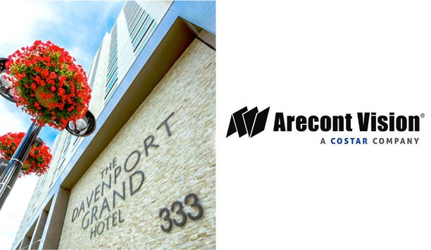 Arecont Vision Enables Davenport Grand Hotel To Provide A Safe, Secure, And Relaxing Hotel Experience