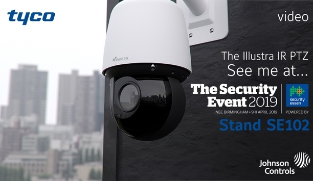 Tyco to launch a wide range of access control, intrusion and video products at The Security Event 2019