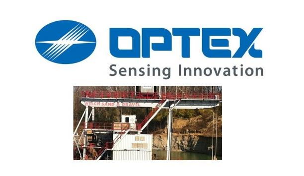 Welch Sand & Gravel Deploys Wireless Optex Photoelectric Beams To Secure Facility From Copper Theft
