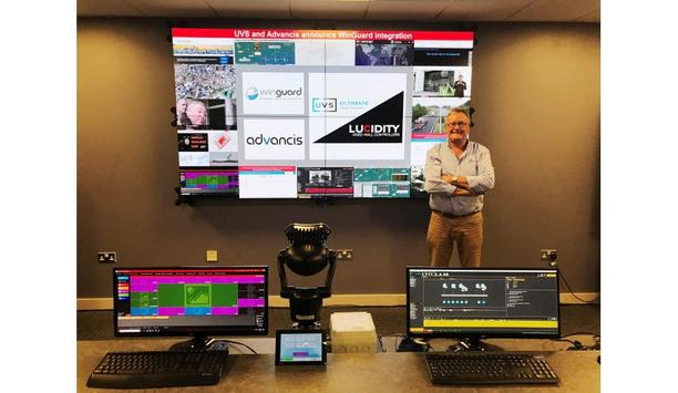 UVS And Advancis Announce Integration Of WinGuard Open PSIM Software With Lucidity Video Wall Manager