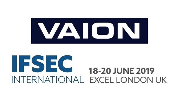 Vaion's Security Cameras, Video Management System And AI-powered Solutions To Debut At IFSEC 2019