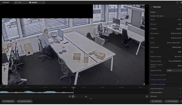 Vaion Develops Vcore 2.2 Software To Support Access Control Integrations And Privacy Masking