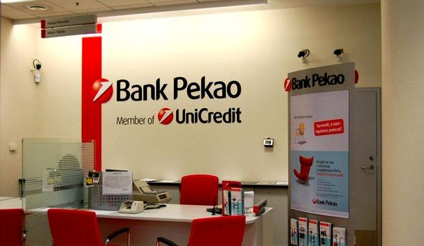Vanderbilt Video & Access Control Solution Secures Bank Pekao In Poland