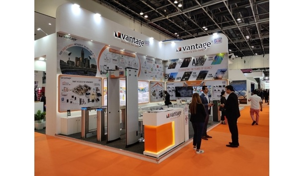 Vantage Showcases Its Latest Products And Solutions At Intersec 2020, Dubai