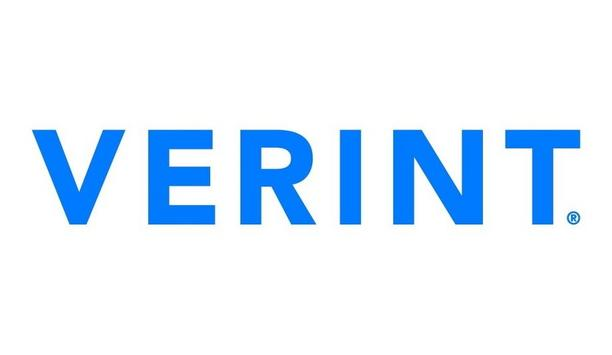 Verint® Systems Inc. Announces Webinar For Financial Organizations Strategies On Reopening Post-COVID-19