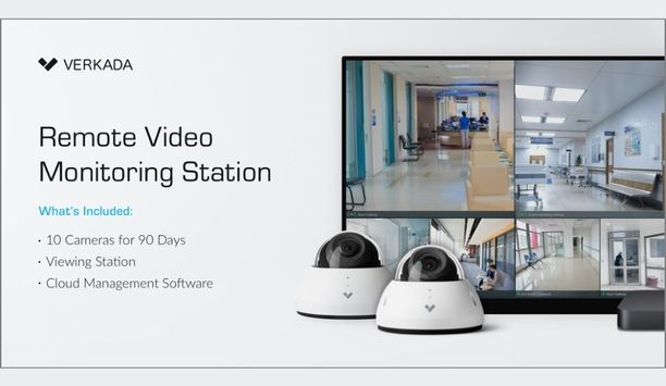Verkada Unveils COVID-19 Program To Offer Free Video Monitoring For Critical Infrastructure, Healthcare And Shelter Locations