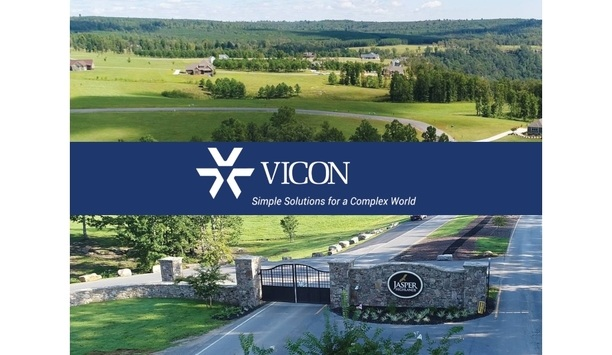 Vicon Industries provides video surveillance to Jasper Highlands residential community