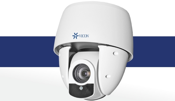 Vicon introduces SN673V-C Cruiser PTZ dome camera for video surveillance