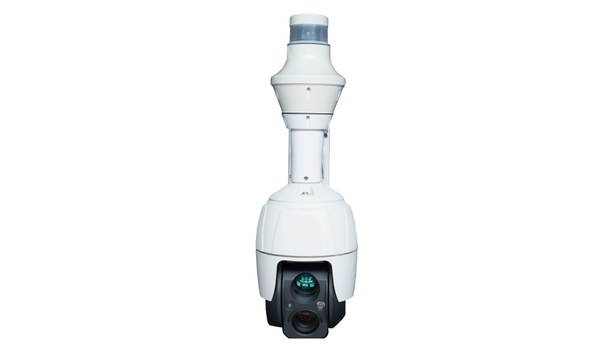 Vicon releases integrated thermal camera sensor solution for wide-area intrusion detection