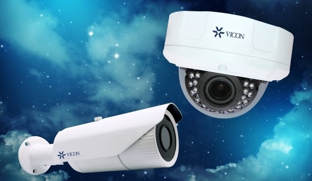 Vicon upgrades Starlight security cameras for effective low-light surveillance