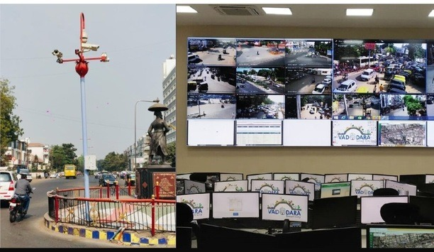 Videonetics Security Cameras, ANPR And UVCP Help Secure Vadodara City In Gujarat, India