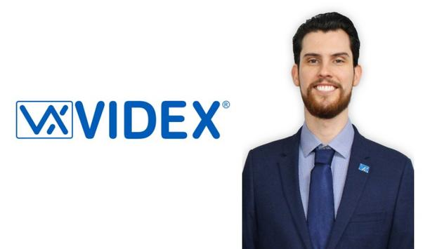 Videx Security Appoints New National Sales Manager