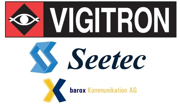 Vigitron collaborates with Seetec and Barox on integration platform for network switch range
