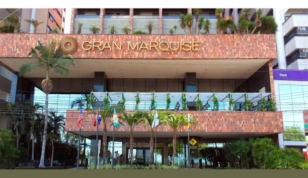 VIVOTEK and Genetec provide video surveillance solution for Brazil's famous Gran Marquise Hotel