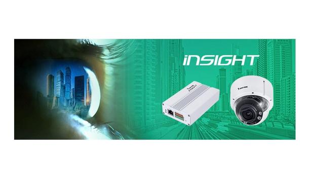 VIVOTEK announces the launch of iNSIGHT series fixed dome camera following OSSA's Technology Stack