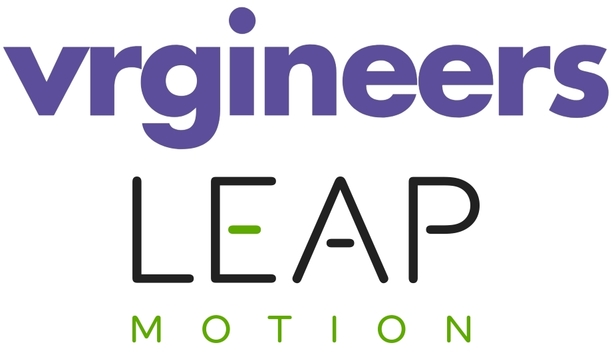 VRgineers Collaborates With Leap Motion Creating World's First Professional VR Headset With Integrated Hand Tracking