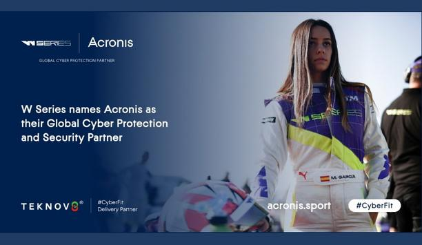 W Series And Acronis Enter Into Multi-Year Cyber Protection And Security Partnership