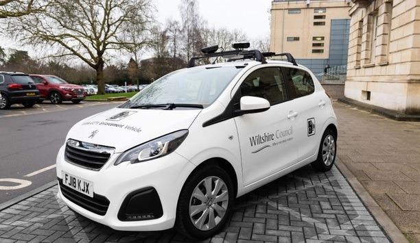 Videalert provides mobile enforcement vehicle (MEV) solution to Wiltshire Council