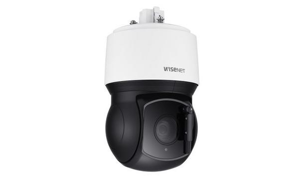 Hanwha Techwin Launches Wisenet X PTZ PLUS Enhanced Cyber Security Cameras