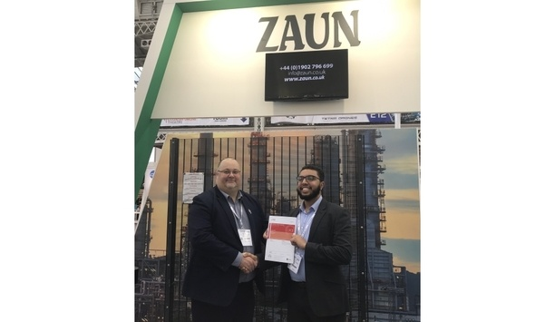 Zaun Uplifts Its Security Ratings Range To The Latest BRE Standards At ISE 2020
