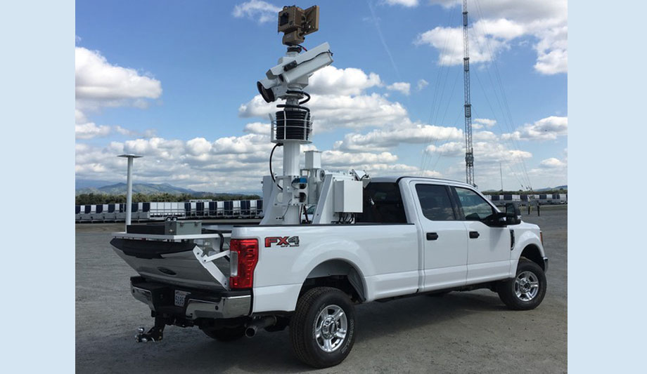 Puretech Alert Truck Mobile Surveillance System Security