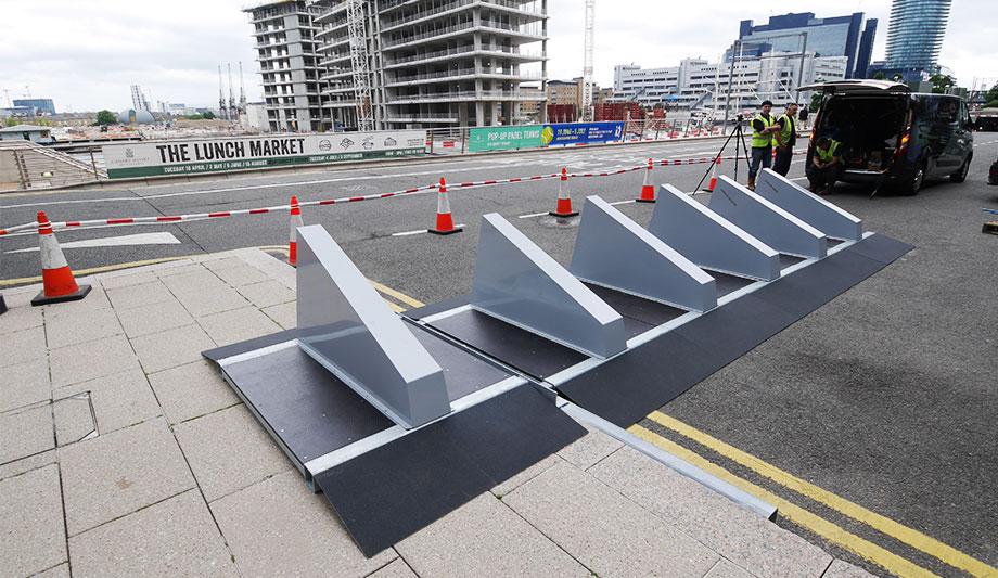 Atg Access Surface Guard Pedestrian Protection Terrorist