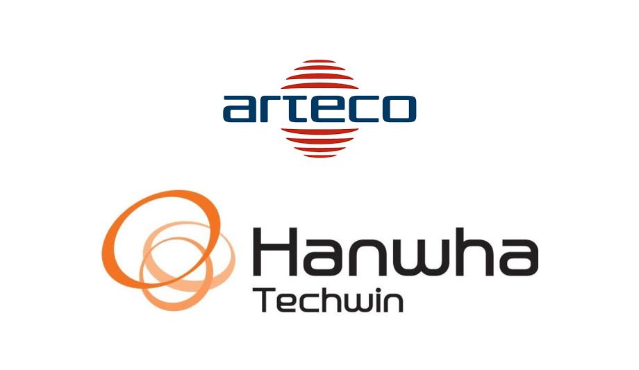 Arteco arteco-hanwha techwin wisenet 5 integration | security news