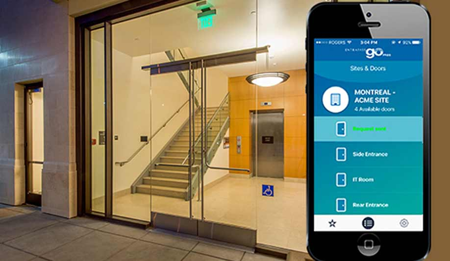 55a5cee5841a Tyco Security Products Introduces Mobile Credentials With EntraPass 7.10