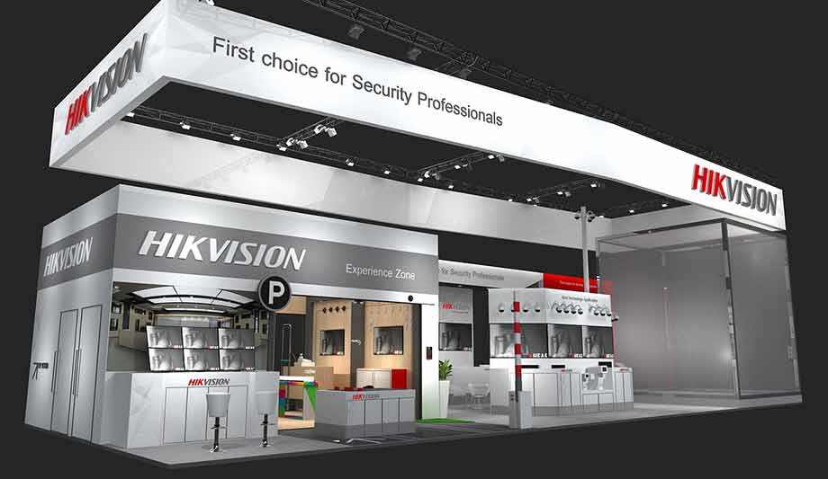 Hikvision To Display Products At Intersec Dubai 2017