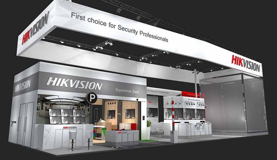 Hikvision To Display Products At Intersec Dubai 2017
