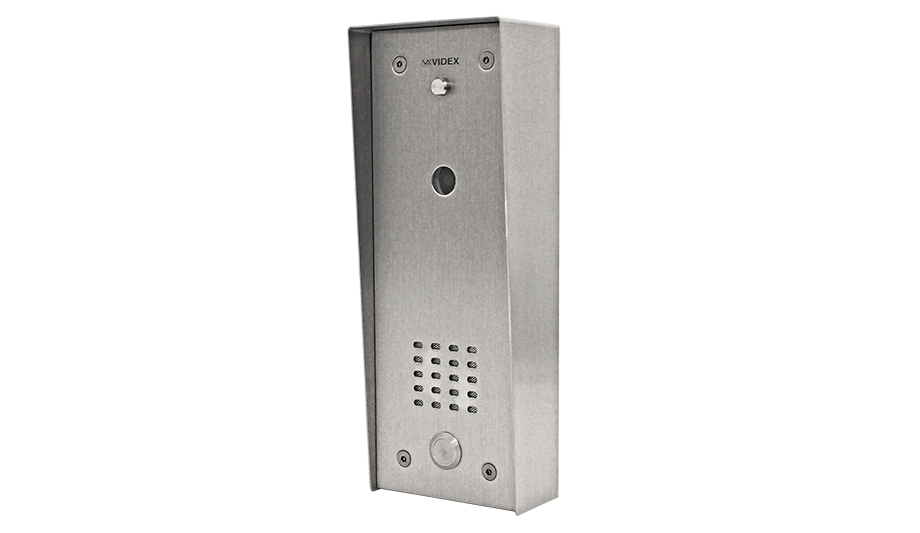 Videx Introduces KR AV Video Door Entry Panel For Individual Apartments