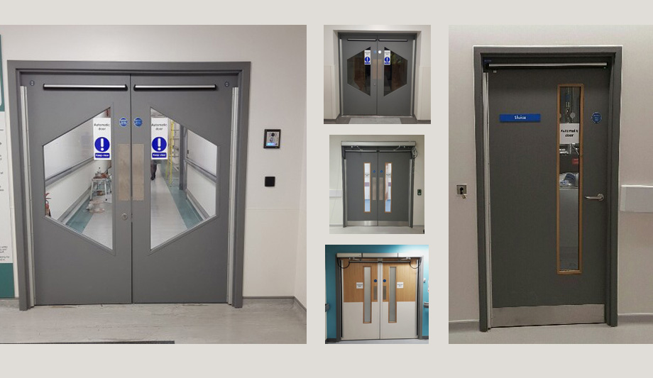 Laidlaw Orbis Swing Operator delivers quality and reliability for UK healthcare & Laidlaw door operators fundamental hospital security | Security news ...
