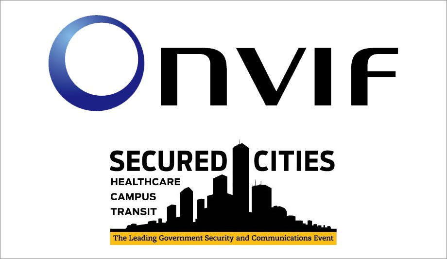 Onvif Sponsors Secured Cities 2016 And Hosts
