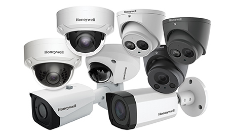 Honeywell expends Performance Series IP cameras range