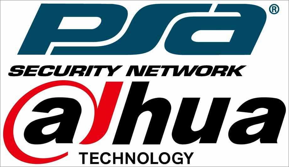 Dahua Technology USA partners with PSA Security Network