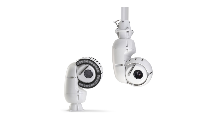 Volant Ptz Rugged Dome Outdoor Cameras