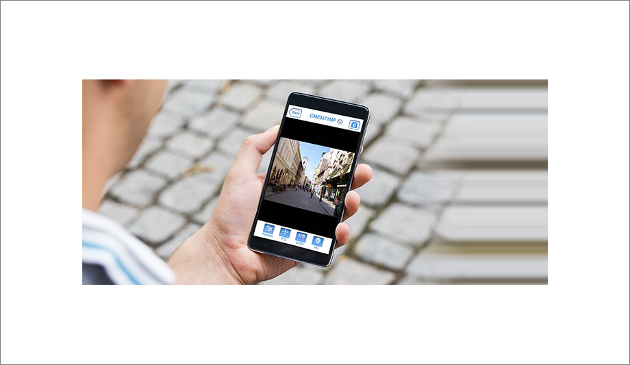 Surveon Sphone App Remote Video Monitoring Security News