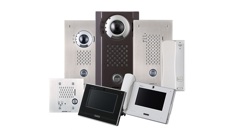 Aiphone Unveils IX2 Intercom Communications And Security ... on