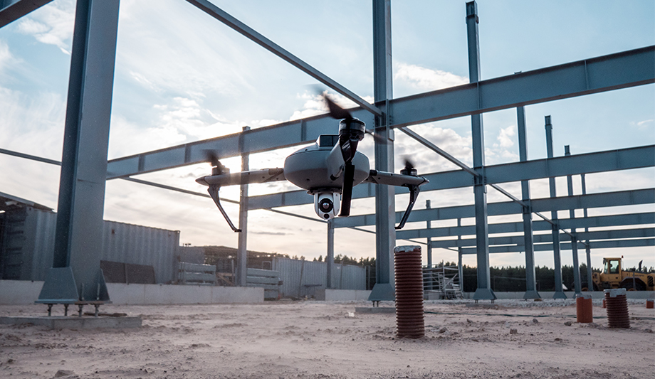 Atlas Dynamics | Drone Use Will Rise In 2018 | Security News