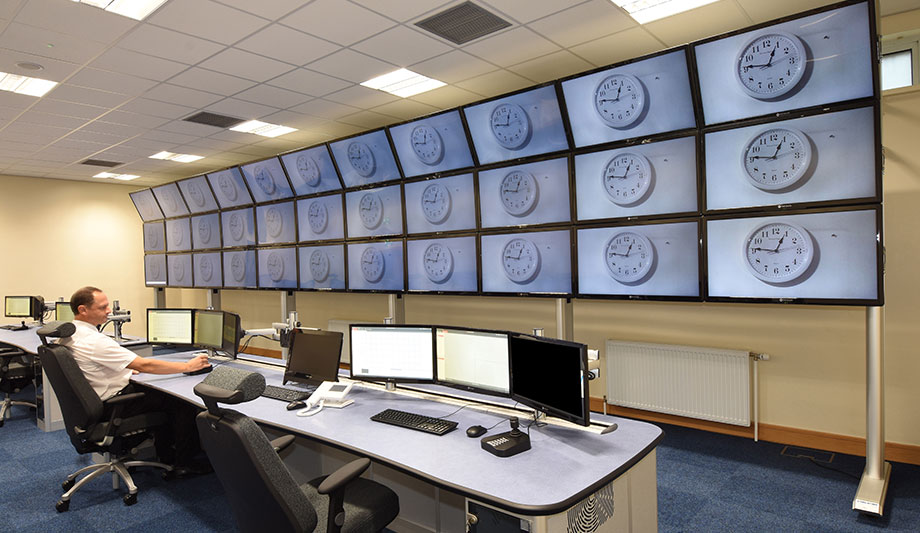 Thinking E Control Room Furniture