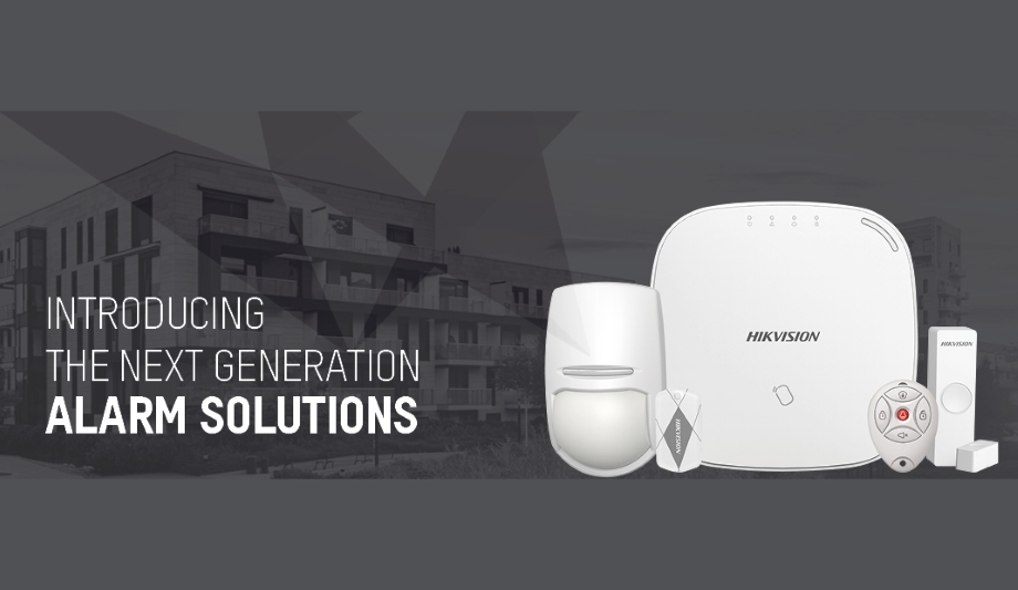 Hikvision Releases Axhub Intruder Alarm System Security