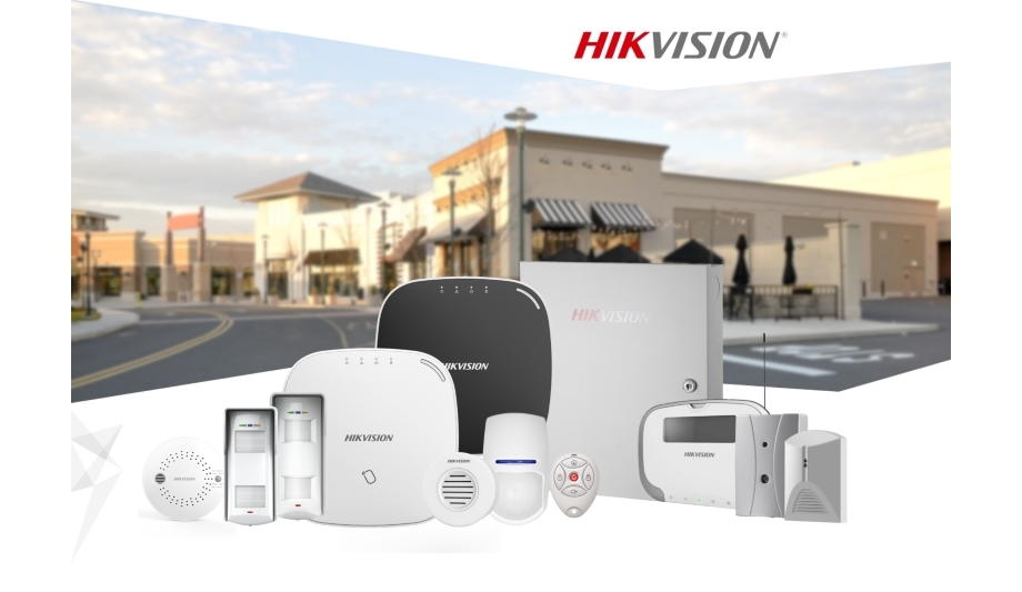 Hikvision Unveils New Range Of Intrusion Alarm Solutions Security News