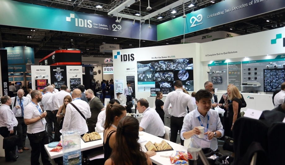 IDIS focuses on video security cybersecurity at IFSEC 2019