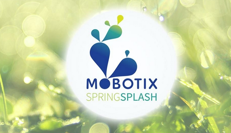 MOBOTIX cybersecurity and IoT solutions at Spring Splash